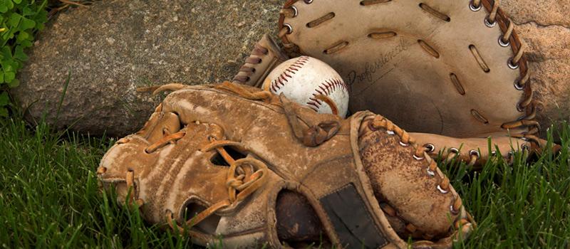Dad and Baseball
